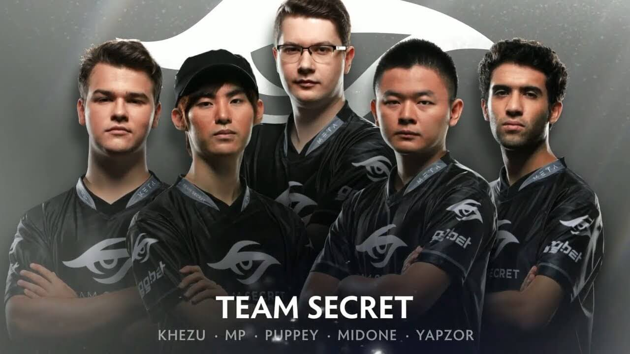 [Dota 2] Secret Rebut 5 Kemenangan, Juarai Bounty Hunt di 2020