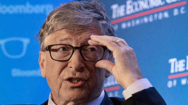 Bill Gates Salahkan Media Sosial: Pandemi COVID-19 Di AS Semakin Parah