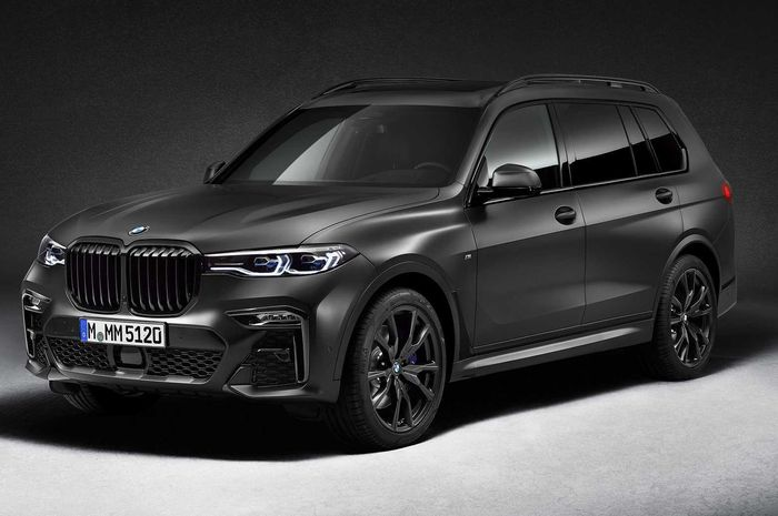 Wow! BMW Luncurkan X7 SUV Special Limited Edition