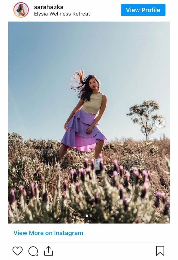 Lilac, Warna Trending Di Dunia Fashion 2020